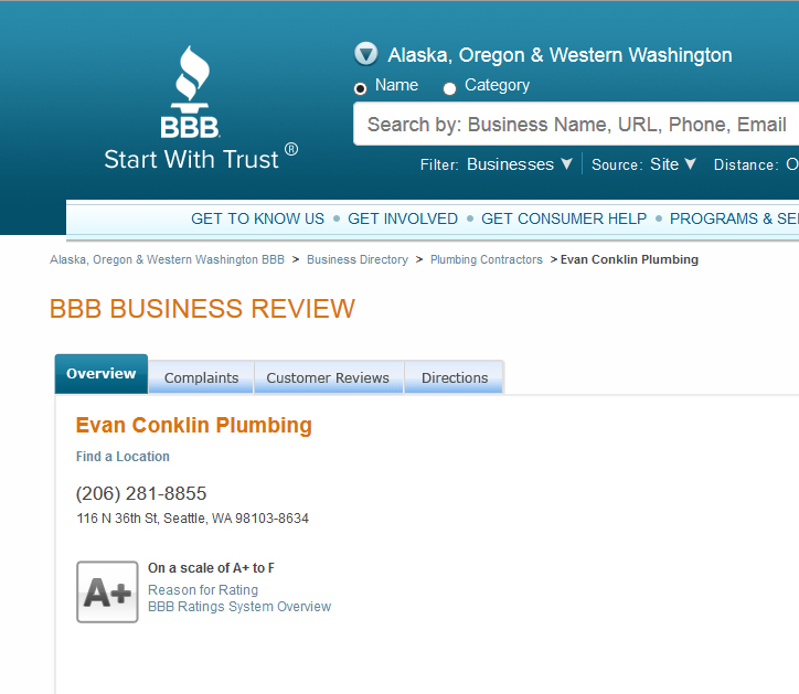 BBB Evan Conklin Business Review